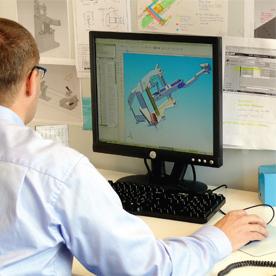 CAD computer rapid prototyping
